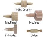 Peek Finger Tight Fittings / Unions