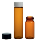 Clear Amber Glass Storage Vial (2, 4, 10 ml)