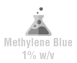 Methylene Blue, 1% w/v
